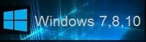 Windows 7-8-10 compatible