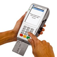 Point of sale credit card processing